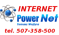 PowerNet – INTERNET